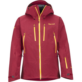 Marmot Alpinist Jacket Men brick